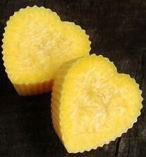 6pk 90hr SWEET BANANA LOLLIES Oil Burner Scented CANDLE WAX MELTS LOVEHEART