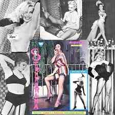 Striparama 2 5 Strippers Burlesque Striptease Selbee Syra Bilbrew ebook on CD