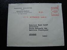 FRANCE - enveloppe 9/5/1950 (cy13) french