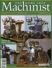 Home Shop Machinist Magazine Vol.24 No.2 March/April 2005