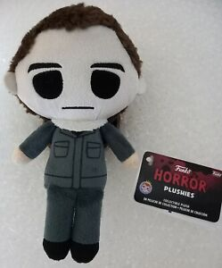 "Halloween Michael Myers Funko Horror Plushies Collectible 8"" New With Tags"