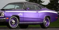 Plymouth Duster side stripe 1971 Stripes 3M new 340 hemi mopar