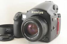 Mamiya 645 AFD Film Camera w/ AF 80mm F2.8 lens + 120 Film Back 4594#J