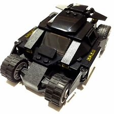 LEGO Custom DC Batman Dark Knight Tumbler Batmobile matches set 76001 BIN