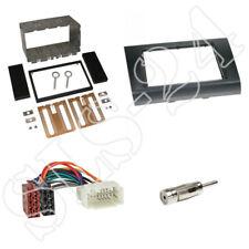 Suzuki Swift Sport EZ MZ Doppel 2-DIN Blende Radioblende + ISO KFZ Adapterkabel