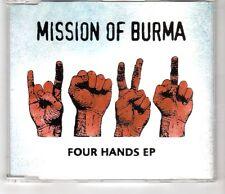 (HI691) Mission of Burma, Four Hands EP - 2004 CD