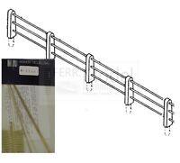 WEINERT 3382 - Ringhiera con paletti di cemento. 20 paletti, scala H0 1:87