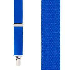 Solid Suspenders (X-Back)