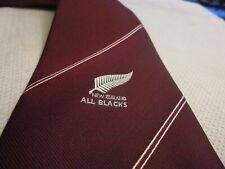 ALL BLACKS RUGBY TIE