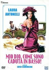 MIO DIO COME SONO CADUTA IN BASSO  DVD COMICO-COMMEDIA