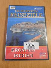DVD Kroatien Istrien Die schönsten Reiseziele BR