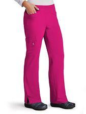 Grey's Anatomy Signature Women's 2208 5 Pocket Cargo Scrub Pant 5XL NWT 7018