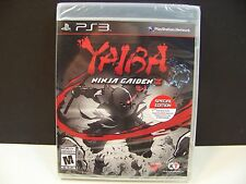 YAIBA: NINJA GAIDEN Z PS3 BRAND NEW & FACTORY SEALED FREE SHIPPING!!!!