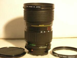 Mint- Canon FD 28-85mm F4 Manual Focus Lens