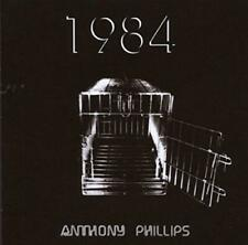 ANTHONY PHILLIPS ‎– 1984 LIMITED 2CD & DVD SET (NEW/SEALED)