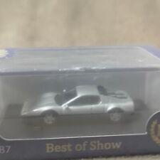 BoS 1:87 Brekina Ferrari  512BB, 1976, silver silber , 87536 H0 K2