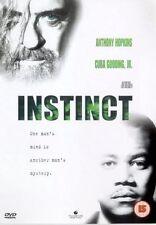 Instinkt [DVD] *NEU* DEUTSCH Anthony Hopkins, Cuba Gooding Jr. Instinct 1999