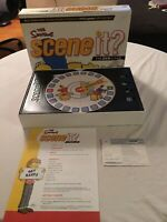 The Simpsons Scene It DVD Game Trivia Mattel Board Game Ages 13 Up -