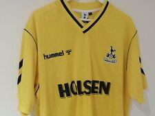 Tottenham Hotspur retro replica yellow Holsten Football Shirt - adult XXL SPURS