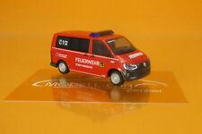 Rietze 53720 VW T6 Feuerwehr Nideggen 1:87
