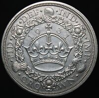 1931 | George V Wreath Crown | Silver | Coins | KM Coins