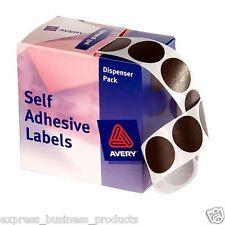Black Dot Avery Dispenser Pack 24mm Box of 500 - AD937250