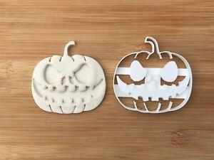 Halloween Uk Seller Plastic Biscuit Cookie Cutter Fondant Cake Decor Pumpkin 2