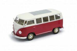 VW T1 Bus (1962) Diecast Model