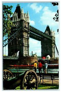 Postcard Tower Bridge London
