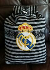 REAL MADRID FC Mexican Backpack handmade aztec tote bag