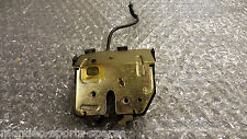 MONDEO MK3 ST220 BOOTLID / TAILGATE CENTRAL LOCKING MOTOR & CATCH 01-07