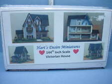 Miniature Victorian House Kit  1/144th DH for your DH #684 Hart's Desire