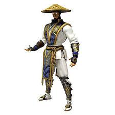 Mortal Kombat X Raiden Action Figure NEW Toys Collectibles Mezco Toys
