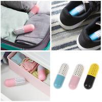 Absorbeur d'humidité chaussures capsule en forme tiroir chaussures désodorisant