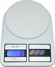 SF400 DIGITAL KITCHEN SCALE DIGITAL WEIGHING SCALE MEASURING FROM 1G TO 10000G
