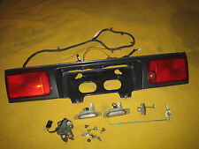 NISSAN SENTRA TRUNK LIGHTING ASSEMBLY PANEL  1990-1994