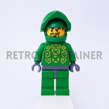 LEGO Minifigures - 1x cas263 - Rascus - Knights Kingdom Omino Minifig Set 8780