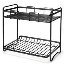 SortWise® Storage Shelf Rack Holder Organizer for Kitchen Bathroom Pantry Stand