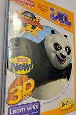 Game Cartridge for Fisher Price iXL Learning System X03993 New Kung Fu Panda 2