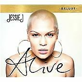 Jessie J - Alive (CD 2013) Deluxe Edition Digipack
