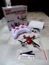 SYMA X11C ➤ Mini hélicoptère Drone Quadcopter 6 Axes 4 Can 2.4GHz camera SD 4 Gb