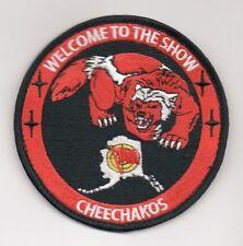 "USAF Patch 354th OPERATIONS GROUP, DET 1, Morale - 4"" Diameter, Flight Suit Size"