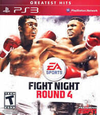 Fight Night Round 4 PS3 New PlayStation 3, Playstation 3