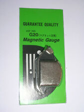 INDUSTRIAL SEWING MACHINE HEAVY DUTY MAGNETIC SEAM GUIDE FIT BROTHER/JUKI/SINGER