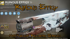 Destiny 2 Effigy Trace Rifle PC,PS4,XBOX GUARANTEED