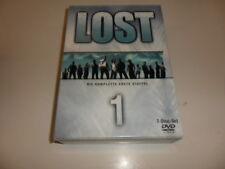 DVD  Lost - 1. Staffel