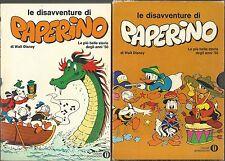 COFANETTO LE DISAVVENTURE DI PAPERINO con il volume n.1, Ed. Oscar Mondadori