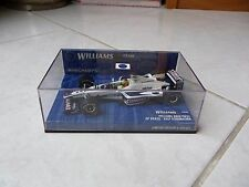Williams Bmw FW22 GP Brazil Ralf Schumacher nº9 Minichamps 1/43 2000 F1