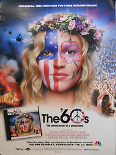 THE 60S SOUNDTRACK POSTER (B12)
