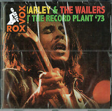BOB MARLEY & THE WAILERS - Live at the Record plant '73 (New & sealed)
